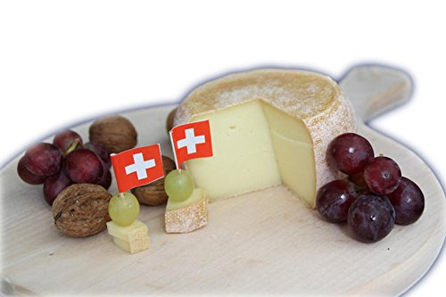 SCHAFSKÄSE TOMME DE BREBIS schweizer Käsespezialität aus dem Jura 2 Monate gereift ca.500g