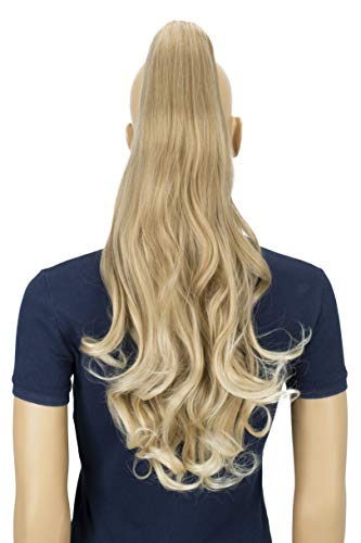 PRETTYSHOP 60 cm postiche extension de cheveux queue de cheval volumineux résistant à la chaleur Diverses couleurs H32b