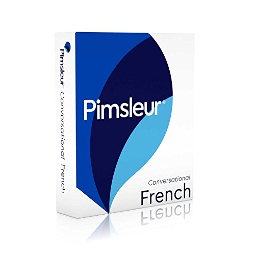 Pimsleur French Conversational Course - Level 1 Lessons 1-16 CD: Learn to Speak and Understand French with Pimsleur Language Programs (1)