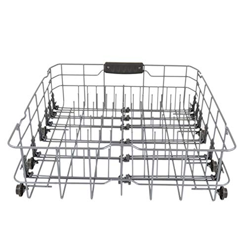 LG 3751DD1001J Dishwasher Dishrack Assembly, Lower Genuine Original Equipment Manufacturer (OEM) Part