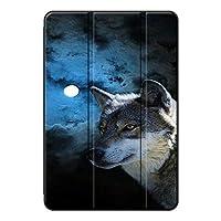 Fuleadture iPad mini 5 2019/iPad miniケース,三つ折りブラケット 耐久性 傷防止 衝撃防止 PUレザー&PC 三つ折タイプ シェル iPad mini 5 2019/iPad mini Case-ac779