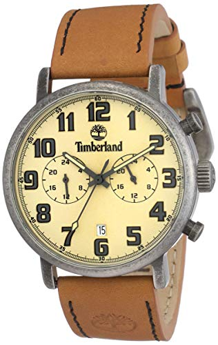 Timberland Analogico Classico Quarzo Orologio da Polso TBL.15405JSQS/07