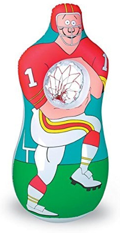 disfrutando de sus compras Football Football Football Jugarer Inflatable Catcher by Bunco Juego Shop  comprar descuentos