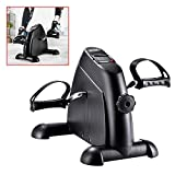 OneTwoFit Mini Exercise Bike Portable Pedal Exerciser Legs and Arms Fitness Cycling