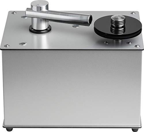 Pro-Ject VC-E, Kompakte Schallplattenreinigungsmaschine, Silber