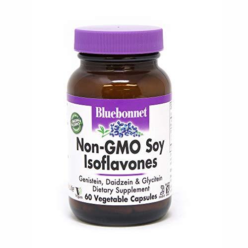 BlueBonnet NonGMO Soy Isoflavones Supplement 60 Count