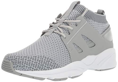 Propet Women's Stability Strider Sneaker, Grey, 6H 2E 2E US