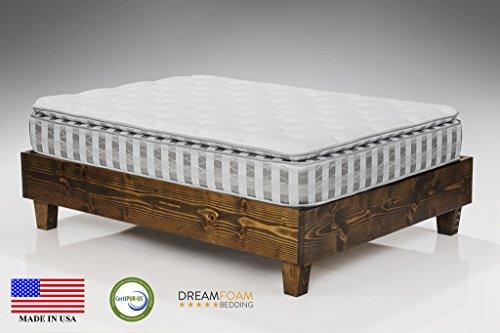 Ultimate Dreams Queen Crazy Quilt PillowTop Mattress