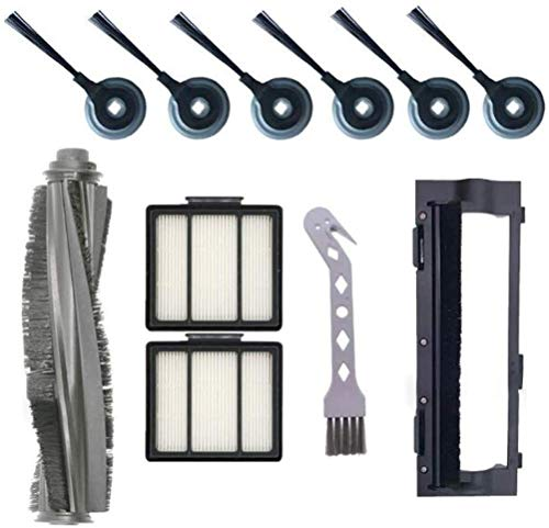 Kit de cepillos para aspiradora Dyson V7 V8 V10 V11 accesorio de repuesto para aspiradora Dyson V7 V8 V10 V11 herramientas de limpieza de liberación rápida (tamaño A: A)