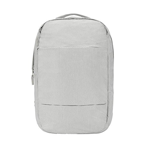 Incase City Compact Backpack w/Diamond Ripstop Cool Gray One Size
