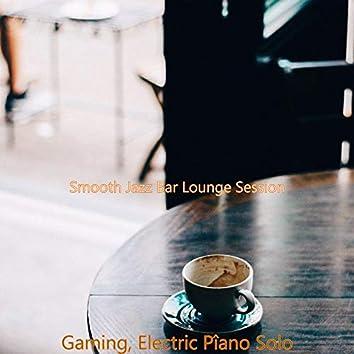 Gaming, Electric Pîano Solo