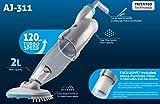 AquaJack Aspirador limpiafondos electrico con bateria para Piscina y SPA AJ-311