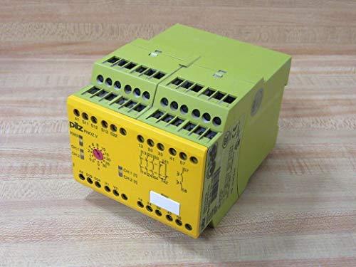Pilz Not-Aus-Schaltgerät PNOZ V 30s 24VDC 30s24DC 3n/o1n/c1n/o Gerät zur Überwachung von sicherheitsgerichteten Stromkreisen 4046548010251