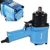 TECPO Druckluft Schlagschrauber 1700 Nm Doppel Schlagwerk 1/2 Zoll Druckluftschrauber Rechtslauf und Linkslauf 2.2 kg
