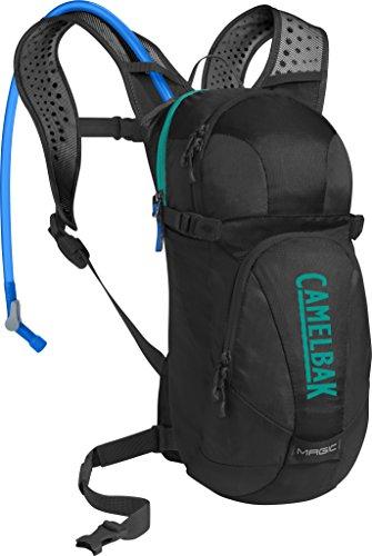 CamelBak Pack y Bolsa de hidratación para Ciclismo, 6 litros, Color Gris