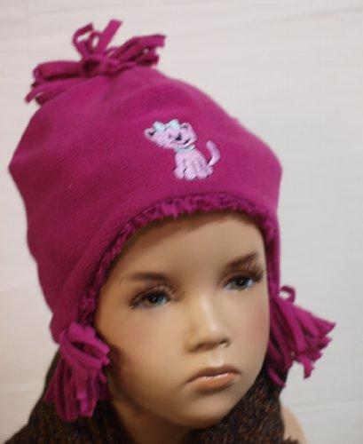 Superweiche Fleece Baby Mütze
