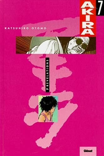 Akira - Couleur Vol 7: Révélations
