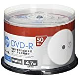 hp(ヒューレット・パッカード) データ用DVD-R(SPケース) 50枚