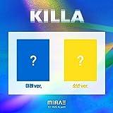 MIRAE - Killa (1st Mini Album) Album+Folded Poster