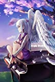 Angel Beats: Anime Journal Notebook, Perfect For Journaling, Writing, To Do List... Japanese Anime Gift For Teens Girls Boys Men Women, Anime Journal - Lined Notebook - (6'x'9 In, 100 Pages)