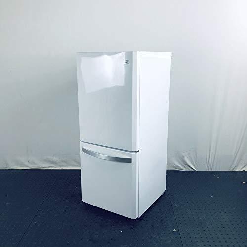 ハイアール 138L 2ドア冷蔵庫(ホワイト)Haier JR-NF140H(W)