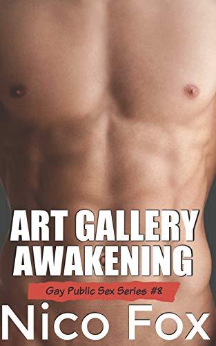 Art Gallery Awakening: A Gay Public Sex Story (Gay Public Sex Series, Band 8)