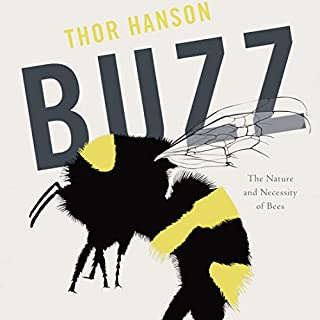 Buzz audiobook cover art
