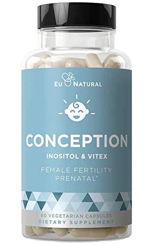Conception Inositol & Vitex - 60 vcaps