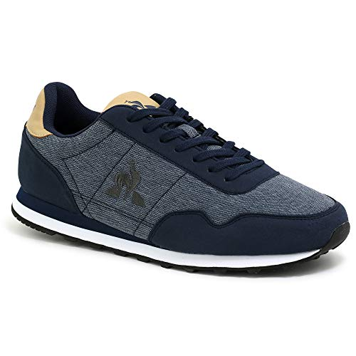 Le Coq Sportif Astra Craft, Zapatillas para Hombre, Dress Blues/Croissant, 42 EU