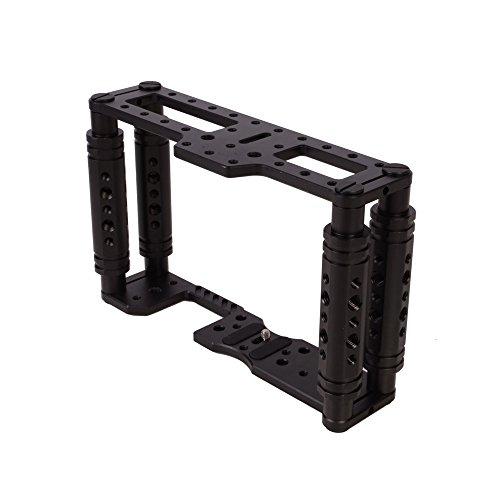 Genesis Cam Cage videocamera voor DSLR voor Canon 5D en 7D en systeemcamera's