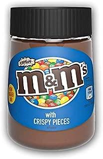 crispy m&m spread