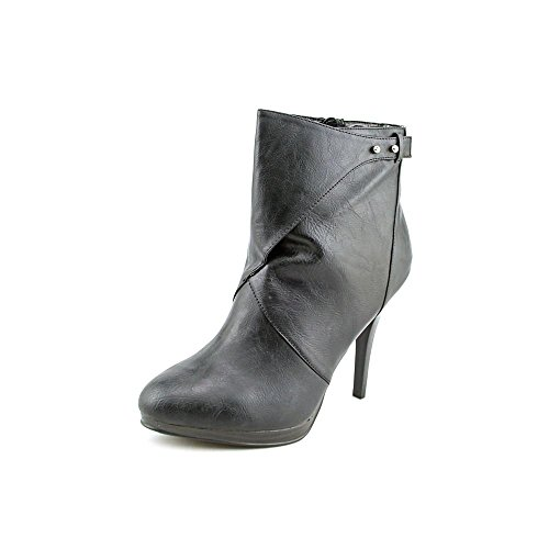 Style & Co. Women's Sizzle Almond Toe Ankle Fashion Boots, Black, Size 9.5