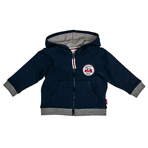 SALT AND PEPPER Baby-Jungen Ready for Action Little Hero Applikation Hose