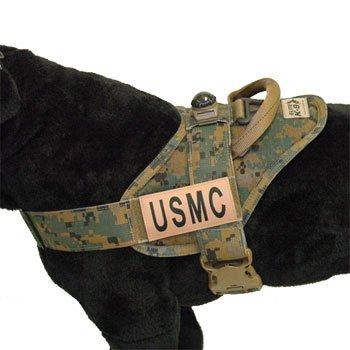 Elite K-9 Tactical Patrol Harness
