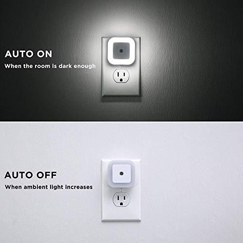 Sycees Plug-in LED Night Light