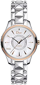 Dior VIII Montaigne Automatic Mother of Pearl Dial Ladies Watch