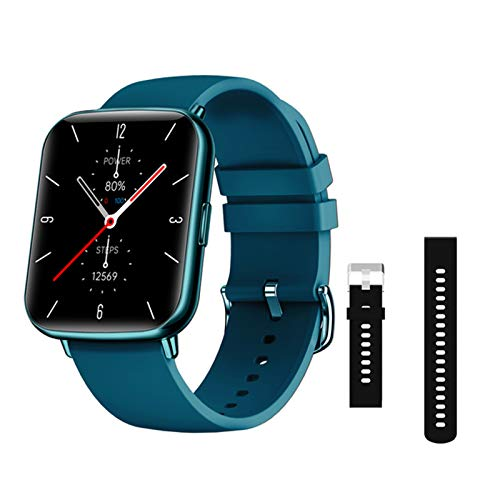 VBF Smart Watch, X27 Bluetooth, Deportes Impermeables para Hombres, Ritmo Cardíaco, Brazalete De Rastreador De Fitness, Reloj De Mujeres para iOS Android,D