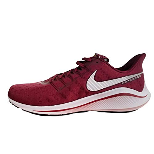 Nike Men's Air Zoom Vomero 14 TB Team Maroon/White/Night Maroon Red Running Shoes CK1989 602 (Numeric_11_Point_5)