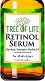 Retinol Serum for Face and Skin, DOUBLE SIZE (2oz)...
