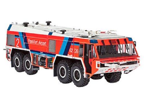 Revell 07514 - Modellbausatz - GFLF Simba 8 x 8, Löschfahrzeug, im Maßstab 1:24