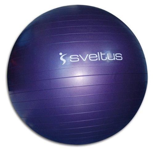 Sveltus - Gymball - 75 cm - Parme