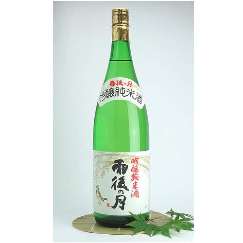相原酒造『雨後の月 純米吟醸酒』