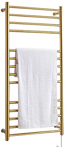 Handdoek Rack Hand ring Badkamer Handdoek Stands, Mooie Verwarming Elektrische Boor Geperforeerd Thuis Hotel Rack Multifunctionele Badkamer Opslag Droogrek