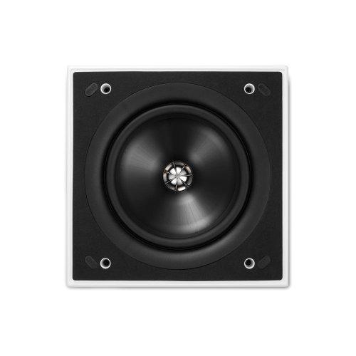 KEF Ci200QS Negro Altavoz - Altavoces (1.0 Canales, Alámbrico, 35-34000 Hz, 8...