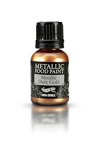 Top metallic edible paint for cookies for 2021