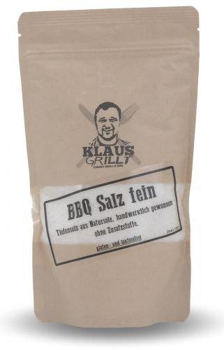 Klaus Grillt - BBQ Salz Fein 450 g