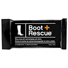 KEEP YOUR BOOTS LOOKING THEIR BEST – Wipe and clean away salt stains that can lead to damage on your boots and shoes if not removed, and cleans boots or shoes all over, leaving them looking like new. ALL-NATURAL FORMULA – Cleans shoes and boots witho...