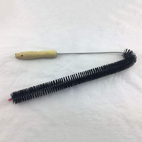 Romerofsia Refrigerador Condensador Bobina Cepillo Secadora de Ropa Ventilación Trampa para Pelusas Cepillo de Limpieza