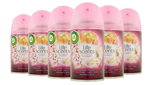Air Wick Freshmatic Refill Life Scents Multi-Layered Fragrance Summer...