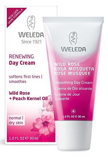 Weleda Wild Rose Smoothing Day Cream 30ml - PACK OF 5